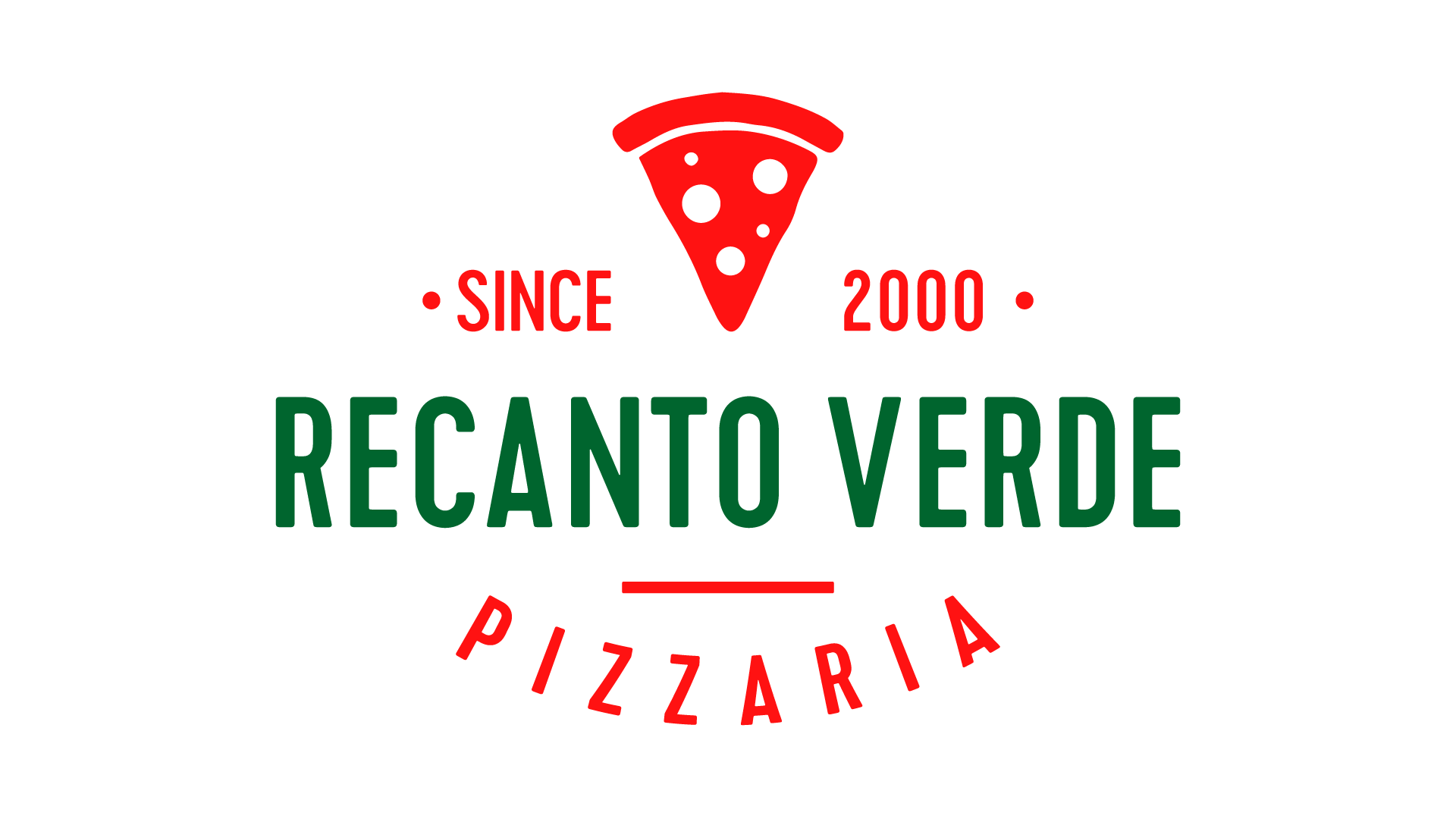 Logo da empresa Recanto Verde Pizzaria
